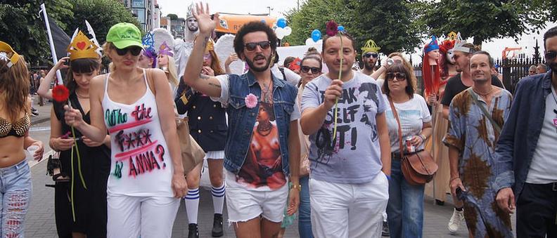 Abdellah Bijat_Antwerp Pride