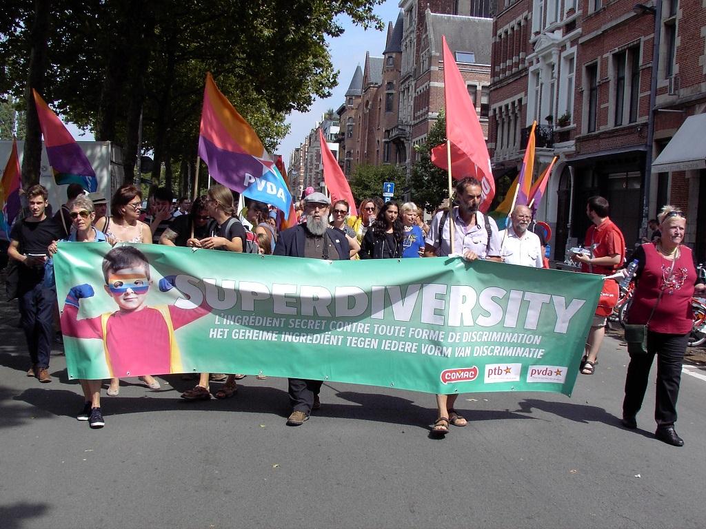 PVDA_Antwerp Pride_2016_0001