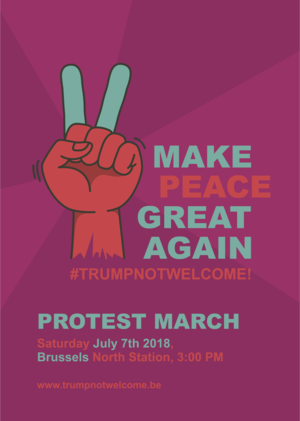Make Peace Great Again_affiche_20180705