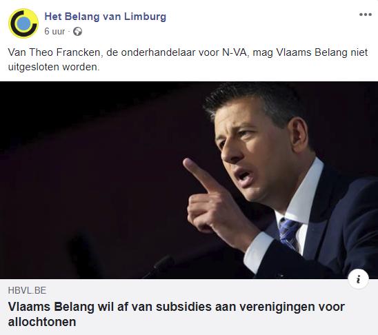 Vlaams Belang wil af van subsidies voor allochtonen_0001